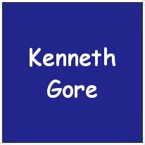656684 - Flight Sergeant - Rear Air Gunner - Kenneth Gore - RAFVR - Age 23 - KIA