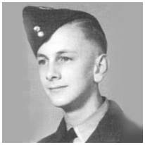 1400819 - Flight Sergeant - Flight Engineer  - Kenneth Herschel Callender Ingram - RAFVR - Age 21 - EXE - 02 Oct 1944