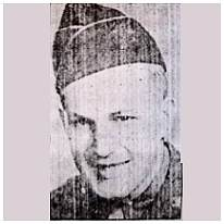31370564 - S/Sgt. - Nose Turret Gunner - Kenneth Warren Johnson - Holbrook, MA - Age 21 - POW