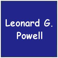 1359999 - Sergeant - Wireless Operator/Air Gunner - Leonard George Powell - RAFVR - Age 31 - KIA