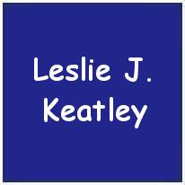 1380357 - Sgt. - Mid Upper Gunner - Leslie John Keatley - RAF - POW - interned in Camps 8B/344/L3. POW No. 24940