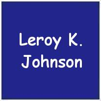 33307771 - S/Sgt. - Engineer / Top Turret Gunner - Leroy K. Johnson  - Allegheny County, Pennsylvania - 1921 - KIA