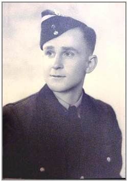 Lloyd Martin Stormer - RCAF - via JoAnne Shively - 08 May 2010