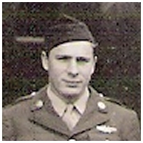 S/Sgt. - Waist Gunner (Top Turret Gunner on 16 Feb 1945) - Michael (nmi) Gagich - Sharon, Mercer County, PA - POW