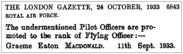 London Gazette - 24 Oct 1933 - page 6843