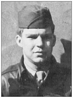 S/Sgt. - Ball Turret Gunner - Kenneth Eugene Mays - 19 Apr 1944