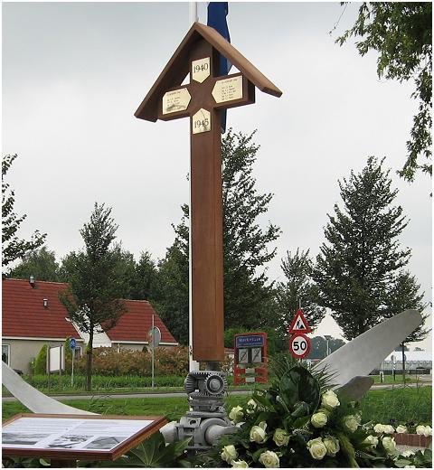 Memorial Marknesse - 20 Sep 2007 - initial location