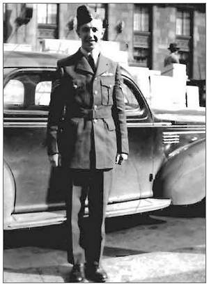 F/Sgt. Merrill George Bailey - RCAF