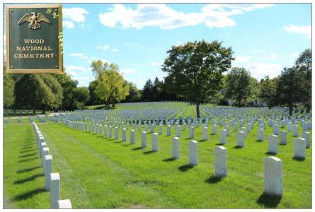 Wood National Cemetery  - Milwaukee,WI