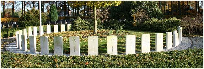 Commonwealth War Graves - Oldebroek General Cemetery 'Ekelenburg'