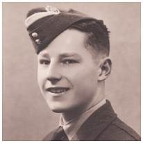 1501737 - Sgt. - Bomb Aimer - Norman Main Douglas - RAF - Age 19 - POW - in Camp L1, POW No. 1126