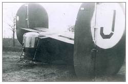 Photo - 3 - Crash location #42-52175 'P' - Den Oosterhuis - collection Mensink, archive HCO Zwolle