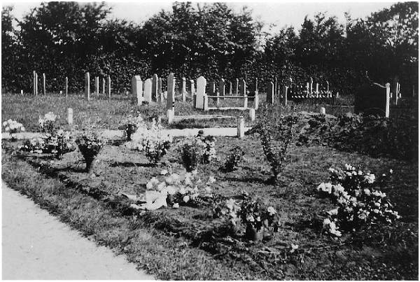 Noordwolde - War Graves