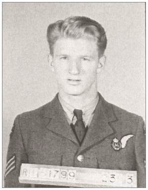 R/161799 - J/88333 - Pilot Officer - Orville Wesley Hicks - RCAF