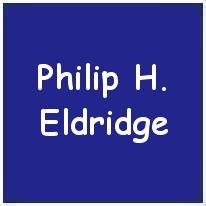 1293257 - Sgt. - Wireless Operator/Air Gunner - Philip Henry Eldridge - RAFVR - Age 29 - MIA - KIA