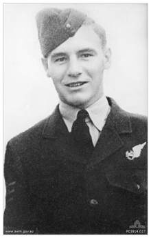 F/Sgt. - Air Gunner - Bede James Veitch King - RAAF