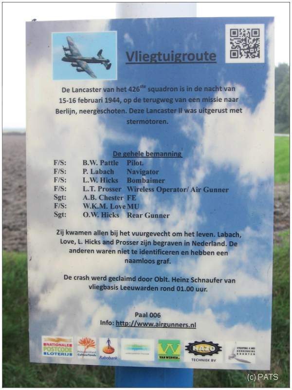 Paal 6 - infobord