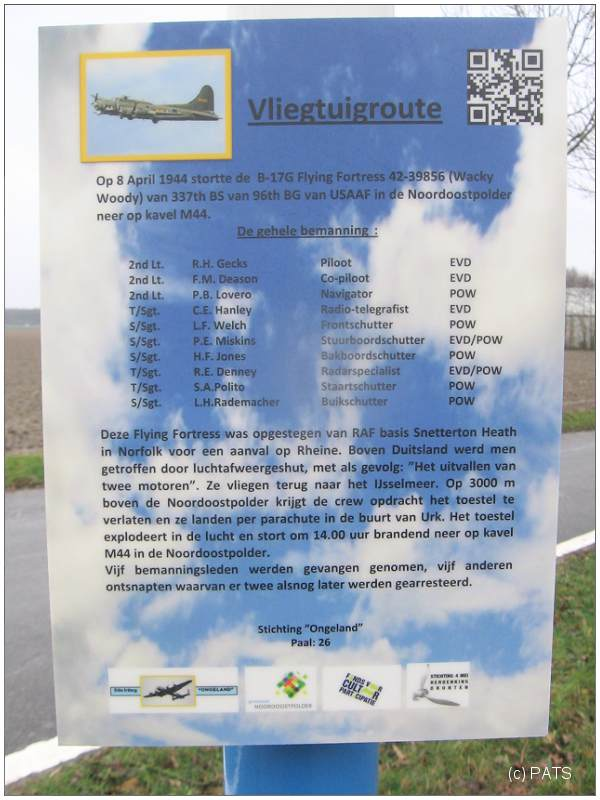 Paal 26 - infobord