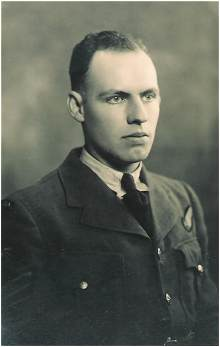 Flight Sergeant Paul P. A. Oneson - RCAF