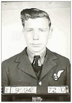 F/Sgt. - Paul Anthony Crowley - RCAF