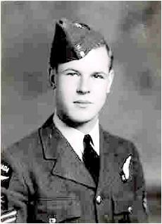 Pilot Officer Arthur Gordon Fletcher