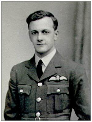 Pilot Officer - Pilot - James 'Jim' Brodie - RAFVR