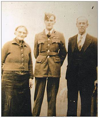 Jack with his parents