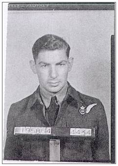 R/195864 - J/88617 - Pilot Officer - Air Gunner - Ronald Elmer Horton - RCAF
