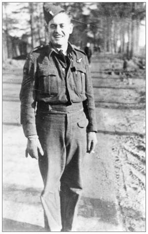 P/O. Russell Neal Holmes - RCAF