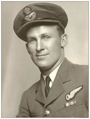 J/85168 - P/O. - Observer - William John Shaver - RCAF