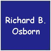 74686 - Sqdn Leader - Pilot - Richard Bentley Osborn - RAF - DSO - DFC - Age 23 - INJ/POW - Camps 9C/L3 - POW No. 19634