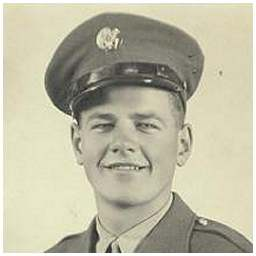 17154817 - T/Sgt. - Aerial Engineer / Top Turret Gunner - Richard E. Denny - Bena, Cass County, MN - EVD