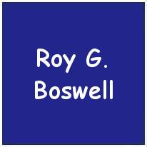 622252 - Sergeant - 2nd Pilot - Roy Gerald Boswell - RAFVR - Age 21 - KIA