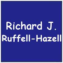 359517 - Flight Sergeant - Observer - Richard James Ruffell-Hazell - D F M - RAF - Age 33 - MIA