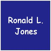 971236 - Sgt. - Flight Engineer - Ronald Lloyd Jones - RAFVR - Age 22 - MIA