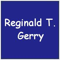 41013 - Pilot Officer - Pilot - Reginald Torrance Gerry - RAF - Age 23 - KIA