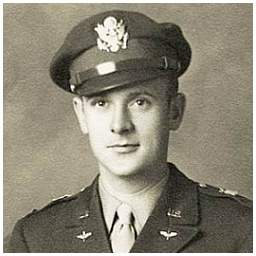 17097129 - O-817669 - 2nd Lt. - Pilot - Robert William 'Bob' Harrington - Age 23 - EVD