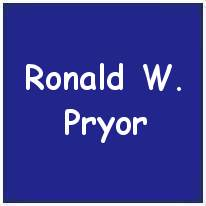 42723 - Pilot Officer - Co-Pilot - Ronald William Pryor - RAF - Age 21- KIA