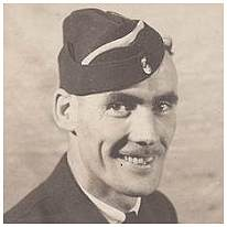 R/71717 - Sgt. - Wireless Operator / Air Gunner - Robert Walker Wagstaff - RCAF - Age 32 - POW - in Camps L3/8B/344, POW No. 24946
