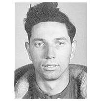 Sgt. - Tail Turret Gunner - Richard 'Dick' (nmi) Wasniak - Cuyahoga Co., OH - POW