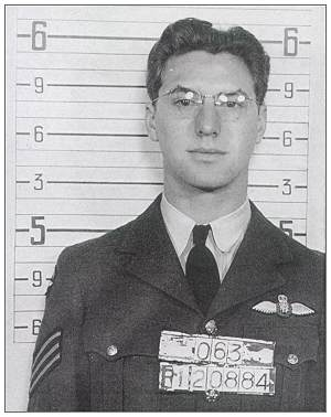 R/120884 - Flight Sergeant - Dennis Wilbert Johnson - RCAF