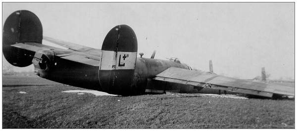 Ramblin'Wreck - 26 Nov 1944 crash Tibenham, UK