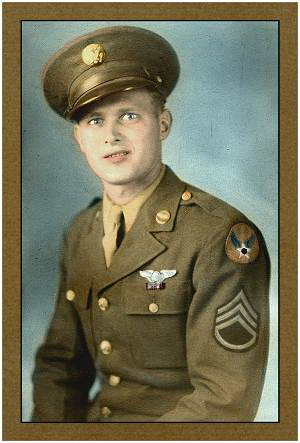 36325753 - T/Sgt. - Engineer / Top Turret Gunner - Raymond Frank Pencek - via Kathy (daughter)
