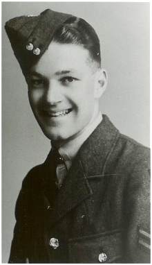 Flight Sergeant - Reginald Thomas Adams - RAFVR