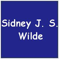 76931 - Pilot Officer - Air Gunner - Sidney John Scott Wilde - RAF - Age 31- KIA