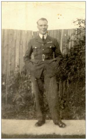 Sgt. Arthur William Jeffries - uniform