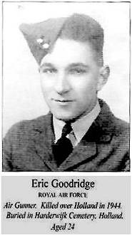 Sgt. Eric Sidney Goodridge