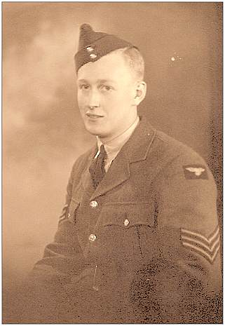 Sgt. Spencer Lewis Smith Belton - RAF