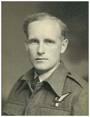 1060706 - Sgt. - Flight Engineer - Otto Vance 'Paddy' Proctor - RAFVR