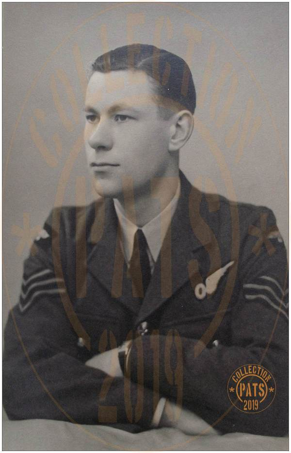 Sgt. Robert 'Bob' Frederick Beioley - first commissioned